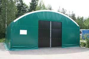 Палатка для ремонта техники АНГАРа-120