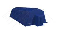 Палатка каркасная М-40